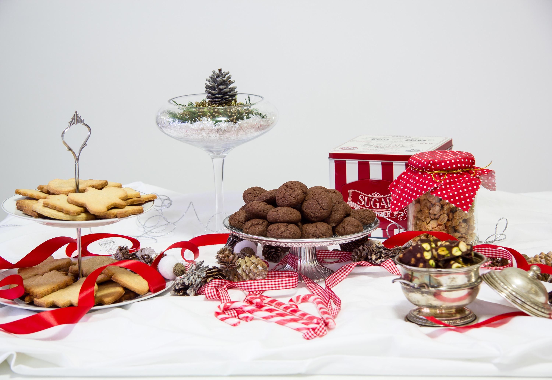 Buffet Natalizio Salato : Dolce buffet natalizio erica pistilli
